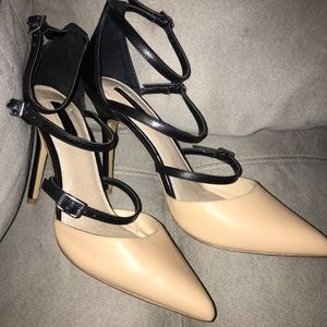 Topshop Giselle' Buckle Sandal